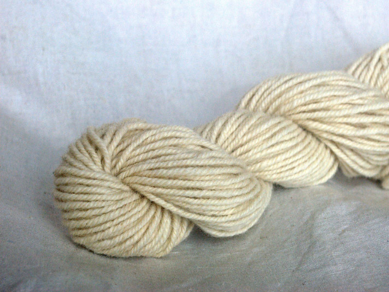 Natural Color Romney Alpaca Yarn