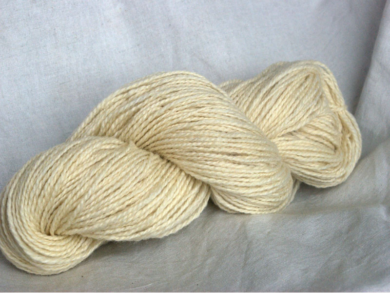 100% Wool Natural Color Yarn