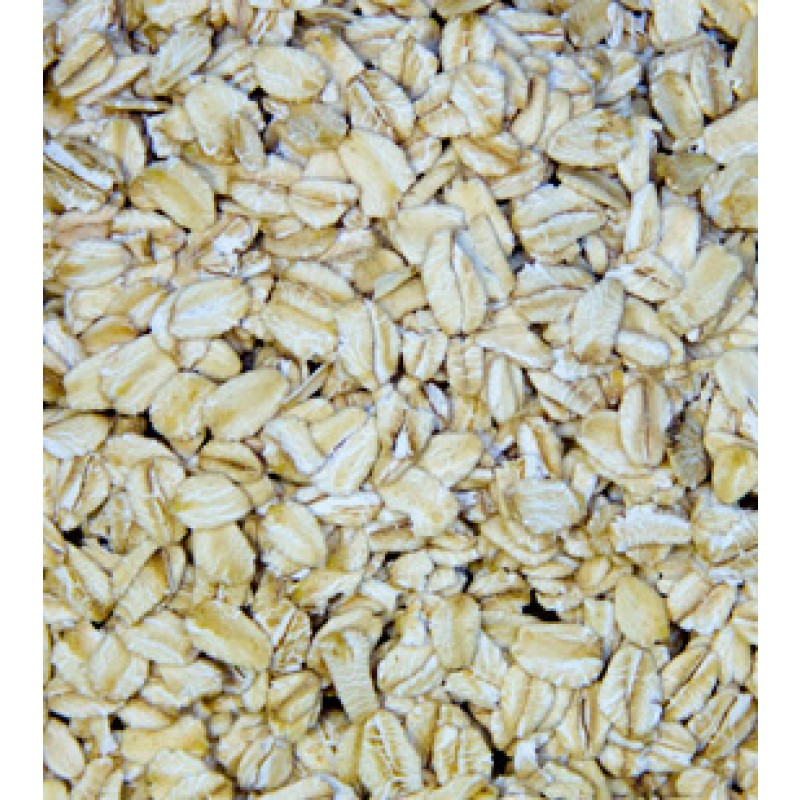 Oats - Rolled - Certified Organic