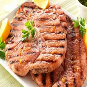 Pastured Pork  - Ham Steaks