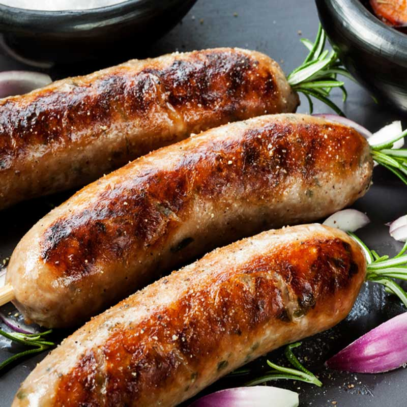 Pastured Pork -  Bratwurst
