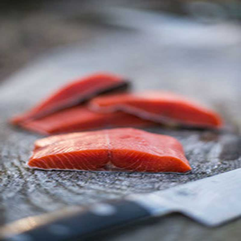 Salmon - Caught Wild - Small Portion Fillet