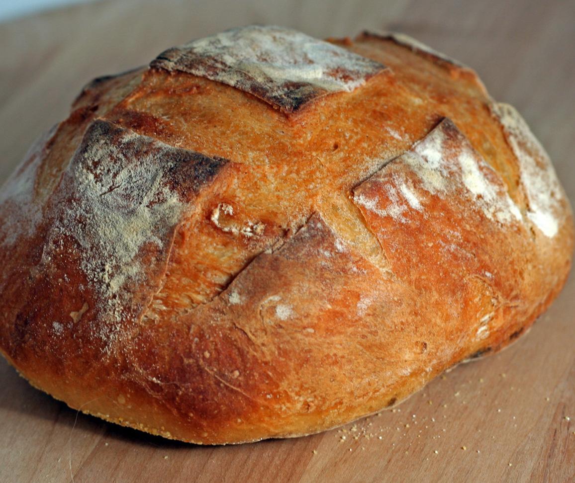 An Easy Summer Bread