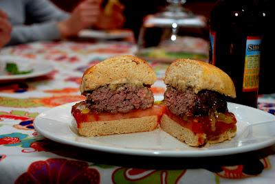 Juicy Pub-Style Burgers