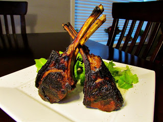 8 Bone Frenched Rack of Lamb