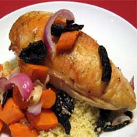 200x200 roasted chicken breast with onions carrots and prunes copy